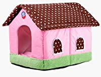 Haute qualité Pet Products Anti-dirty chenil Chat amovible Pet Nest Dog House