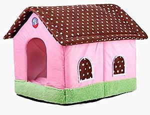 Haute qualité Pet Products Anti-dirty chenil Chat amovible Pet Nest Dog House