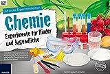 Die große Experimentierbox Chemie - Experimente für Kinder und Jugendliche: Chemie im Alltag entdecken mit professioneller Laborausrüstung, spannenden Experimenten und fundiertem Wissen.