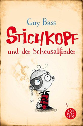 Buchseite und Rezensionen zu 'Stichkopf und der Scheusalfinder' von Guy Bass