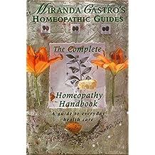 Miranda Castro's Homeopathic Guides (English Edition)