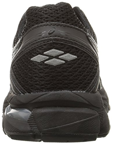 Asics Womens GT-1000 4 Running Shoe Black/Onyx/Black