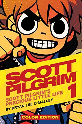 179 Pages!Just when you thought you knew all there was to know about Scott Pilgrim comes Scott Pilgrim Color vol. 1: Precious Little Life! The first in a series of brand new FULL COLOR editions presents Scott's first 'evil ex' battle as you've never ...