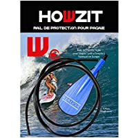 Howzit – Paddle Guard 110 cm Rail Saver Remo Saver Stand Up paddling Sup