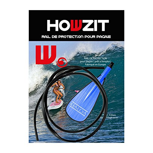 Howzit - Paddle Guard 110 cm Rail Saver Paddel Saver Stand Up Paddling SUP -