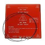 MK2B PCB Heizung Bett - SODIAL(R)Neu MK2B PCB Heizbett Hot Plate fuer Prototyping / 3D-Drucker 3D...