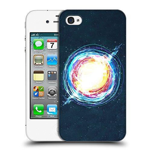 Offizielle Tracie Andrews Exodus Weltraum Ruckseite Hülle für Apple iPhone 5 / 5s / SE Supernova