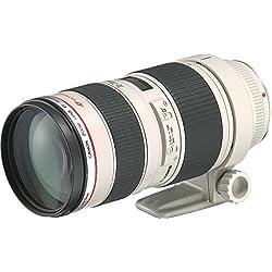 Canon, téléobjectif Zoom EF 70-200 mm / ouverture F/2,8 L USM