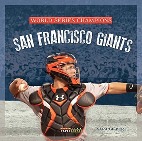 San Francisco Giants (World Series Champions (Paperback))