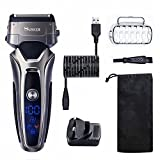 Best Men's Shavers - SURKER Men's Electric Foil Shaver, Cordless Electric Shaver Review