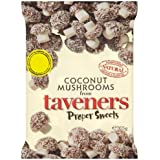 TAVENERS Coconut Mushrooms - Lot de 6