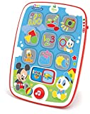 Clementoni 14912 - Mickey Pad 14854 - Baby Smartphone Mickey-Pad
