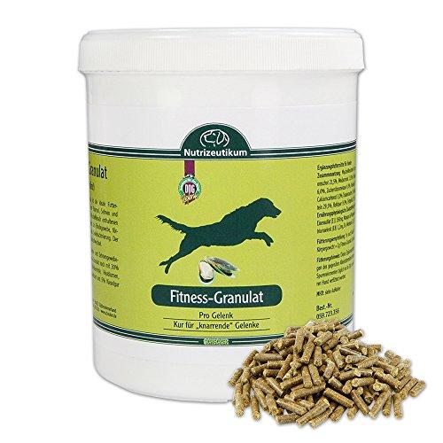 Schecker Dogreform Fitness-Granulat (Arthrolind) 500g Nahrungsergänzung für die Gelenke für den Hund