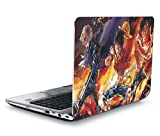 #9: SANCTrix One Piece Laptop Skin Stickers (15.6 Inch) For Dell/Lenovo/Acer/HP With Three Mobile Sticker