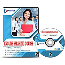 English speaking course in 4 DVDs - The Complete course for Improving English including grammar LEARN SPOKEN ENGLISH - Speak English like a Native - THE BEST SELLING