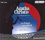 Vier Frauen und ein Mord von Agatha Christie Ausgabe gekürzte Lesung (2012)