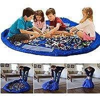 Niños aufräum Saco parte techo juguete Memoria funda bolsa de almacenamiento de juguete y de almacenamiento XL