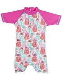 Baby Banz Tee Shirt ANTI-UV Shorty Surf Manches Courtes Bébé