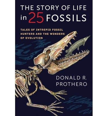By Donald R Prothero ( Author ) [ Story of Life in 25 Fossils: Tales of Intrepid Fossil Hunters and the Wonders of Evolution By Aug-2015 Hardcover