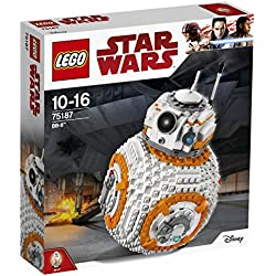LEGO Star Wars - BB-8 - 75187 - Jeu de Construction