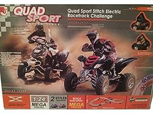 CIRCUIT QUAD - 116X83CM 2X QUADS 1:24 super MEGA TRACKS