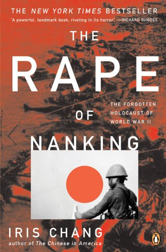 Book cover for The Rape Of Nanking
