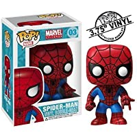 Brybelly Holdings TFNK-17 Spiderman Bobble-Head
