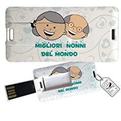 Idea Regalo - My Custom Style® Pen Drive USB Portachiavi