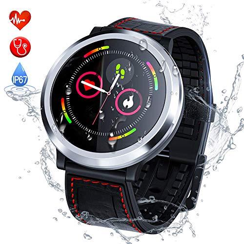 Smart Watch Fitness Tracker Orologio Fitness Braccialetto Activity Tracker...