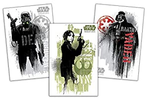 Star Wars g874315 Rogue One: A Story Póster Set