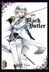 Black Butler Edition simple Tome 11