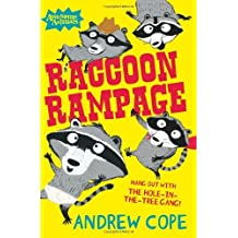 Raccoon Rampage (Awesome Animals) by Andrew Cope (2012-04-26)
