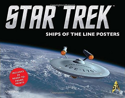 Star Trek: Ships of the Line Posters by (2015-09-22) par Unknown