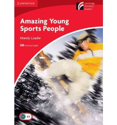 [(Amazing Young Sports People Level 1 Beginner/Elementary American English)] [Author: Mandy Loader] published on (May, 2010)