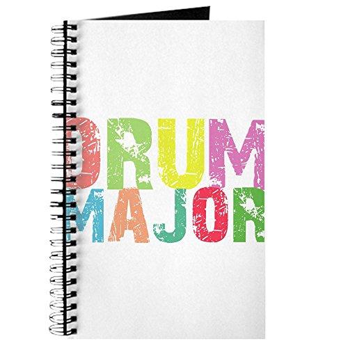 CafePress - Drum Majors - Spiralgebundenes Tagebuch, persönliches Tagebuch, blanko