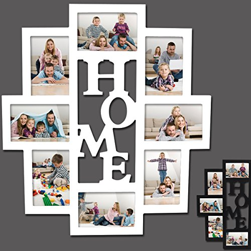 8-fotos-collage-bilderrahmen-9-3d-holz-rahmen-home-rahmen-fur-bilder-10x15-cm-2-farben-9610-weiss