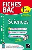 Fiches bac Sciences 1re ES, L - Fiches de révision Première ES, L