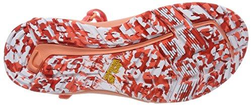 Jack Wolfskin Lakewood Ride Sandal W, Sandali Donna Arancione (Hot Coral)