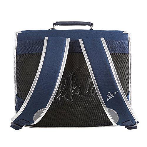 Offre de prix IKKS Oh My Captain ! Cartable, 35 cm, Bleu