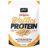 QNT Belgian Waffles Protein, White Chocolate, 1er Pack (1 x 480 g)