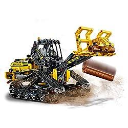 LEGO Technic - La chargeuse sur chenilles - 42094 - Jeu de construction