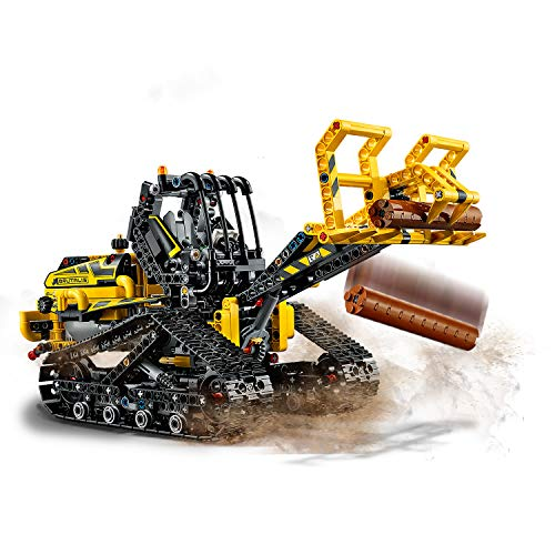 LEGO®-Technic La chargeuse sur chenilles Jeu de construction, 10 Ans et Plus, 827 Pièces 42094