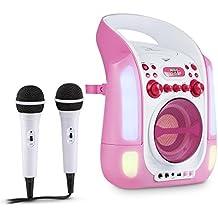 auna Kara Illumina Impianto Karaoke con show di luci LED