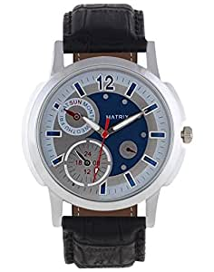 MATRIX Analog Multi Color Chrono Look Men's Watch-WCH-CH9-BLU