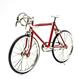 T.Y.S T. Y. S Racing Bike Model Alloy Simulated Road Bicycle Model Decoration