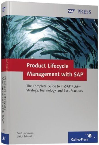Product Lifecycle Management with SAP: The Complete Guide to mySAP PLM - Strategy, Technology, and Best Practices by Gerd Hartmann (2005-07-28) par Gerd Hartmann;Ulrich Schmidt