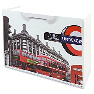 ArtPlast U50/Lon – London Decorated Polypropylene Shoe