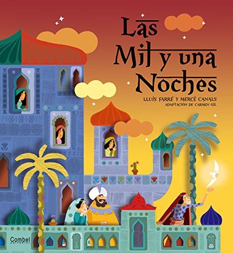 Las mil y una noches (Leyendas pop-up) por Lluís Farré Estrada