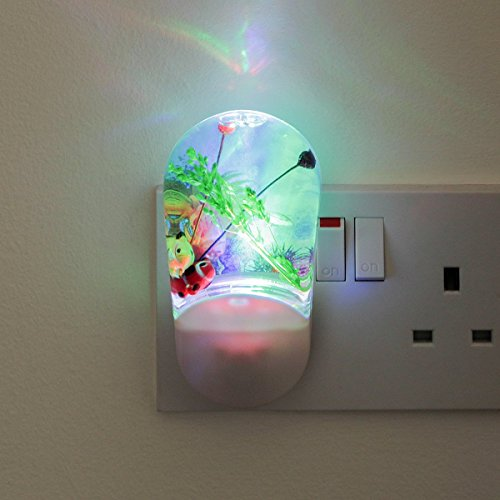 Childrens-Plug-In-Night-Light-Colour-Changing-LED-Light-Sensor-Motion-Sensor-by-Festive-Lights
