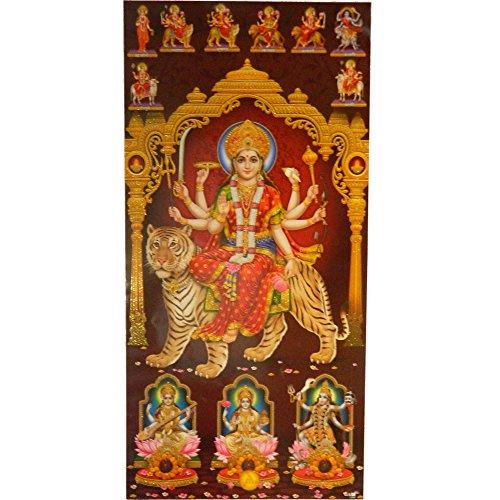 imagen-durga-lakshmi-saraswati-kali-100-x-50-cm-lamina-cartel-poster-india-hinduismo-decoracion
